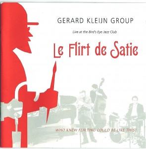 HR cover le flirt de satie Gerard Kleijn Group